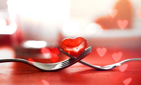 cena di san valentino 2018