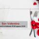 cena san valentino 2020