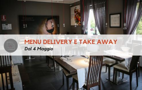 menu delivery e take away